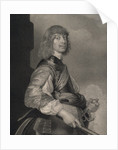Portrait of Algernon Percy 10th Earl of Northumberland by English School