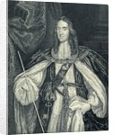 Portrait of Edward Montagu 2nd Earl of Manchester by English School