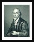 Portrait of Nicholas Ridley by English School