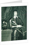 Portrait of Spencer Compton 2nd Earl of Northampton by English School