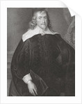 Portrait of Francis Russell 4th Earl of Bedford by Sir Anthony van Dyck
