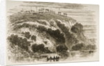 Indian Burial Ground on the Great Plains between St. Louis and Denver by English School