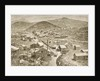 Silver City, Nevada, c.1870 by English School