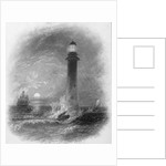 Bell Rock Lighthouse by English School