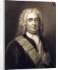 Robert Walpole 1st Earl of Orford by English School