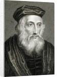 John Wycliffe by English School