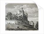 Joseph Garat Proclaims the Arrest of King Louis XVI by English School