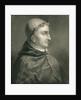 Cardinal Francisco Jimenez de Cisneros from 'Gallery of Portraits' by English School