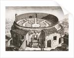 Mausoleum of Augustus, Rome by English School