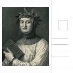 Francesco Petrarch by English School