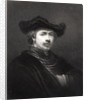 Rembrandt Harmens van Rijn by English School