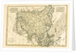Asia by Charles Marie Rigobert Bonne