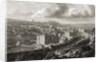 View from Calton Hill, Edinburgh by Lieutenant-Colonel Batty