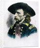 George Armstrong Custer by American School