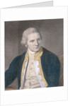 James Cook from 'Gallery of Portraits', published 1833 by English School