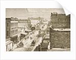 Street in Virginia City, Nevada by English School