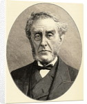 Anthony Ashley Cooper 7th Earl of Shaftesbury by English School