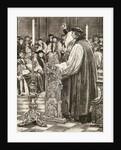 John Colet preaching by English School