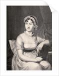 Jane Austen by English School