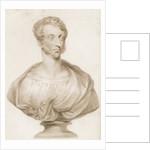 Bust of Edward George Bulwer-Lytton by Frederick Christian Lewis