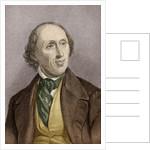 Hans Christian Andersen by English School