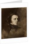 Alfred Lord Tennyson by English School