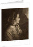 Emily Selwood, wife of Alfred Lord Tennyson by English School