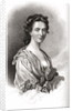 Flora Macdonald by English School