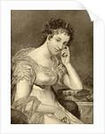 Maria Edgeworth by English School