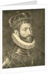 Charles V by Spanish School