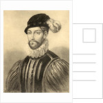 Gabriel de Lorges by French School