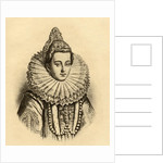 Lord Randolph Henry Spencer Churchill by French School