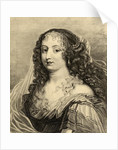 Marie de Rabutin-Chantal Madame de Sevigne by French School