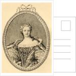 Maria Leszczynska by French School