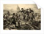 The Battle of Friedland by Emile Jean Horace Vernet