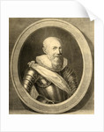 Maximilien de Bethune Duc de Sully by French School