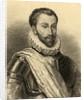 Francois de la Noue by French School