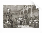 The Funeral of Titian by Italian School