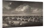 The Battle of Copenhagen in 1801 by Richard Westall