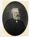 Jules Verne by French School