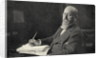 Henry James in his study by English Photographer