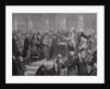 King Louis XVI Accepts and Swears to the Constitution, 14th September 1791 by H. de la Charlerie