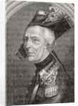 General Luc Auguste Dagobert de Fontenaille by French School