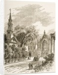 St Mark's Church in-the-Bowery, New York by Reverend Samuel Manning