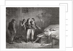 Death of Condorcet, 29th March 1794 by French School