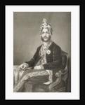 Duleep Singh by English School