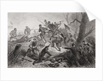 Charge on Fort Donelson, Tennessee by American School