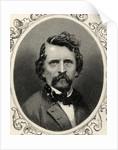 Portrait of General Earl Van Dorn by American School