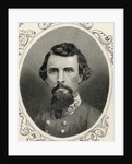 Portrait of Nathan Bedford Forrest by American School