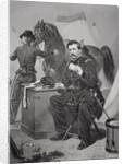 Portrait of George Brinton McClellan by Alonzo Chappel